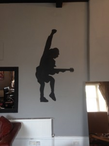 ACDC Angus Silhouette